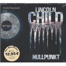 Nullpunkt Audio-CD von Lincoln Child